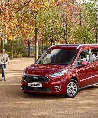 Sprawdzamy ekonomiczne samochody 7-osobowe Forda