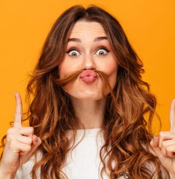 metody na pozbycie się wąsika u kobiety