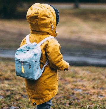 Dopasowany do dziecka plecak wycieczkowy