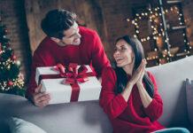 Prezent świąteczny dla żony