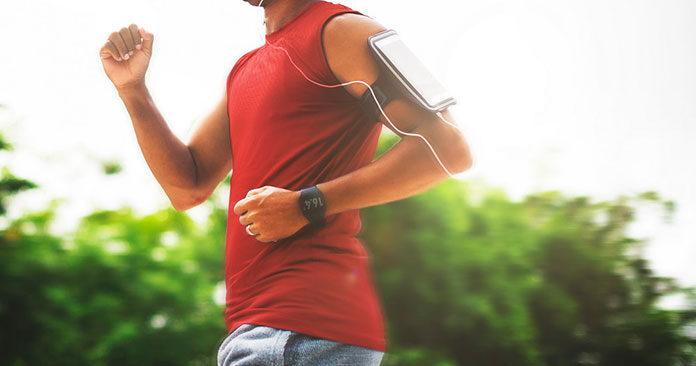 Żele do biegania
